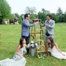 Solenn Heussaff, Nico Bolzico marry in France - 454 x 329