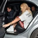 Rita Ora – Leaving Mr Chow Restaurant in London