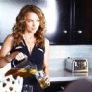 Dina Meyer as Carissa Kensington in Lethal Seduction