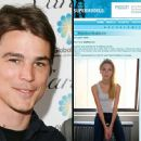 Josh Hartnett and Sophie Lie