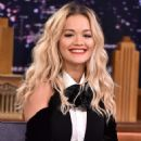 Rita Ora – on The Tonight Show Starring Jimmy Fallon in NYC