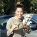 Ashley Tisdale – Out and about in Studio City