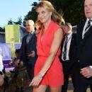 Lucie Safarova – WTA Tennis On The Thames Evening Reception in London - 454 x 797