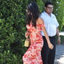 Shay Mitchell – Arriving to The in Style Gifting Suite in Brentwood - 454 x 674