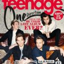 Harry Styles - Teenage Magazine Cover [Singapore] (December 2015)
