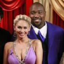 Kym Johnson and Warren Sapp