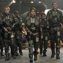 Luciana Carro as Cadet Louanne 'Kat' Katraine in Battlestar Galactica - 454 x 304