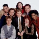 Vicki Lewis & NewsRadio Cast - 340 x 314