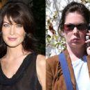 Lara Flynn Boyle Then & Now - 454 x 336