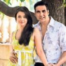 Aishwarya Rai and Akshay Kumar