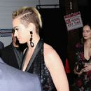 Katy Perry and Dakota Johnson – Leaving Red Studios in Hollywood