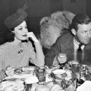Loretta Young and Tom Lewis - 454 x 359