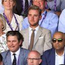 Emma Watson – Wimbledon 2018 Men's Singles Final in London