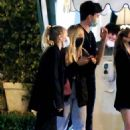 Sofia Richie and Jaden Smith – Spotted together in West Hollywood