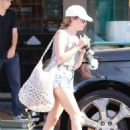 Ashley Tisdale – Shopping in Studio City