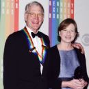 David Letterman and wife Regina Lasko step out for Kennedy Honors - 454 x 481