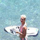 Katy Perry in Bikini on the Amalfi Coast in Italy