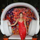 Olivia Culpo – JBL LIVE Headphone Launch in Miami
