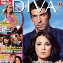 Gianluigi Buffon, Alena Seredova - Diva E Donna Magazine Cover [Italy] (20 March 2006)
