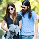 Jennifer Carpenter and Seth Avett - 350 x 441