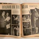 Ingrid Bergman - Screenland Magazine Pictorial [United States] (January 1946) - 454 x 340