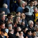 Robert Plant during the Premier League match between Wolverhampton Wanderers and Manchester City at Molineux on August 25, 2018 in Wolverhampton, United Kingdom