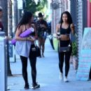 Karrueche Tran – Seen out in Los Angeles - 454 x 303