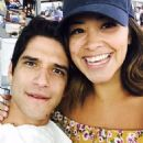 Gina Rodriguez and Tyler Posey