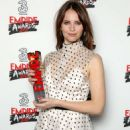 Felicity Jones – Three Empire Awards 2017 in London - 454 x 681