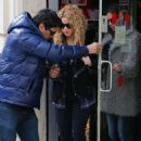 Shakira- Out for Lunch in Barcelona 12/30/2018