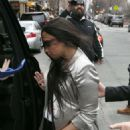 Demi Lovato – Leaves her hotel in NYC - 454 x 681
