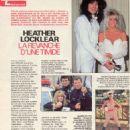 Heather Locklear - Télé 7 Jours Magazine Pictorial [Canada] (27 October 1990) - 454 x 651