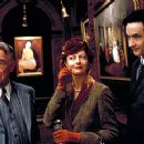 Philip Baker Hall, Susan Sarandon and John Cusack in Touchstone's Cradle Will Rock - 12/99
