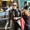 Kendall Jenner – Seen while leaving Sadelle's restaurant in SoHo