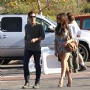Kate Beckinsale spotted at a food festival in Malibu with her husband Len Wiseman (August 30, 2014 )