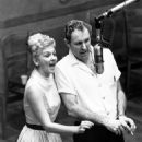 Mary Martin and George Wallace in JENNIE