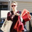 Kaley Cuoco Out and About In La