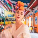 María Elisa Camargo - Fucsia Magazine Pictorial [Colombia] (March 2018) - 323 x 396