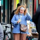 Melissa McCarthy – Filming 'The Kitchen' in NYC - 454 x 709