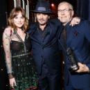 Dakota Johnson and Johnny Depp : 19th Annual Hollywood Film Awards