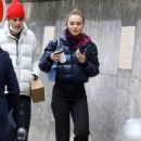 Lily-Rose Depp – Shopping candids in Paris - 454 x 648