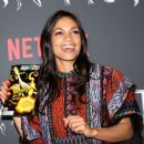 Rosario Dawson – 'Iron Fist' TV Series Premiere in New York - 454 x 383