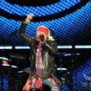 Guns N' Roses Perth, Australia February 2017