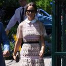 Pippa Middleto – Wimbledon Tennis Championships in London - 454 x 899