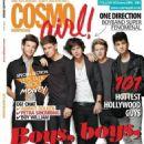 Zayn Malik - Cosmo Girl Magazine Cover [Indonesia] (April 2014)