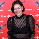 Emma Willis – Pictured at The Voice UK Photocall Series 4 in Manchester - 454 x 618