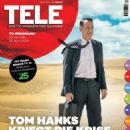 Tom Hanks - Tele Magazine Cover [Switzerland] (23 April 2016)