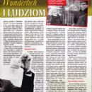 Jerzy Wunderlich - Retro Magazine Pictorial [Poland] (December 2020)