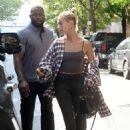 Hailey Baldwin – Leaving her apartment in Brooklyn
