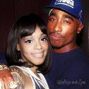 Lisa Lopes and Tupac Shakur